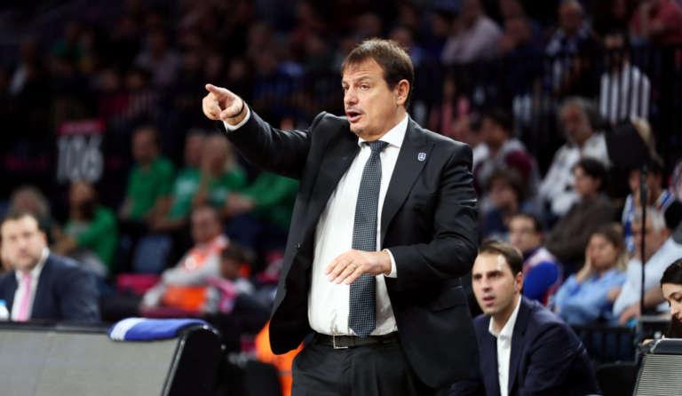 欧洲篮球联赛教练预计欧洲联赛会在五月份重启