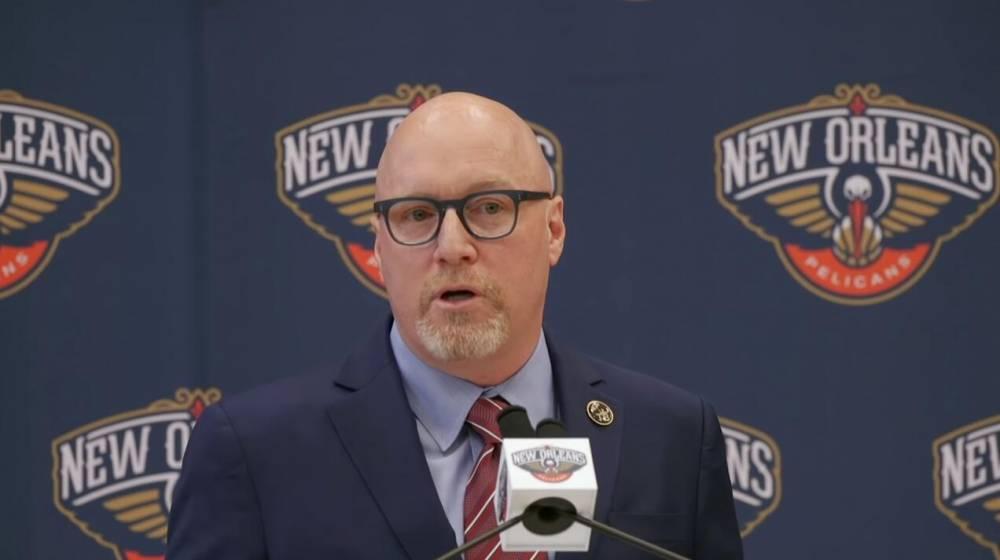 大卫-格里芬:联盟管理层压根就没考虑过要取消本赛季