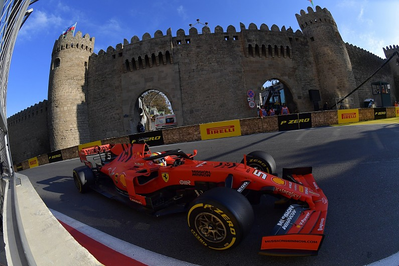 阿塞拜疆大奖赛延期,F1赛季开赛遥遥无期