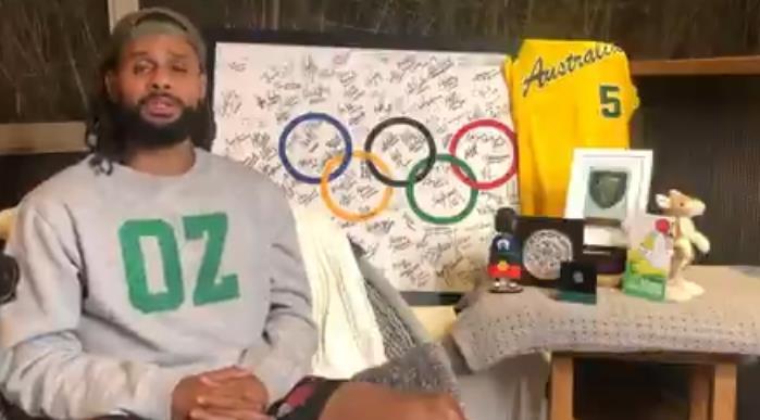 米尔斯:支撑澳大利亚奥委会的决议,请咱们都待在家中