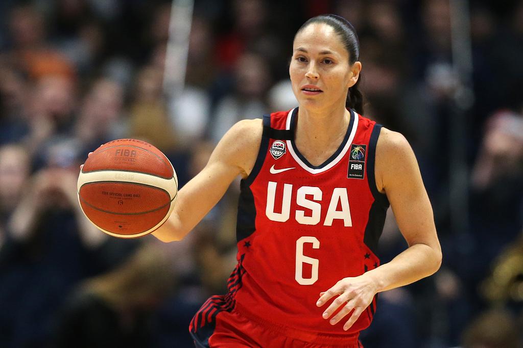 39岁WNBA球员:依然在争取打奥运会,一直