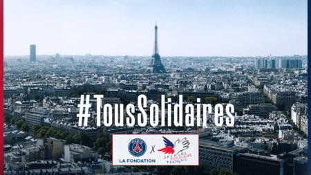 官方:巴黎圣日耳曼为抗疫捐钱10万欧元,共计已达50万欧