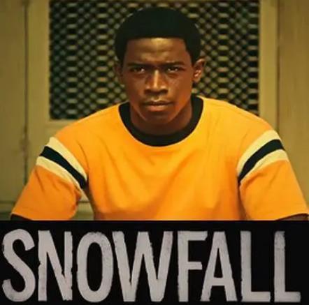 小托马斯:第一次看《Snowfall》,这剧太棒了!