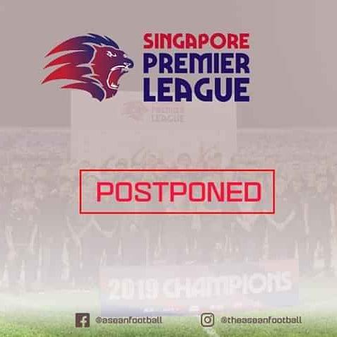 官方:新添坡、缅甸宣布止息国内足球联赛