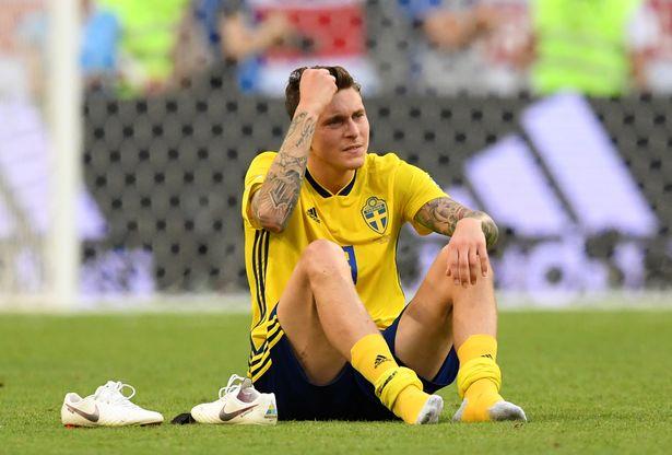 林德勒夫调侃:因为英格兰淘汰瑞典,我对马奎尔有点生气