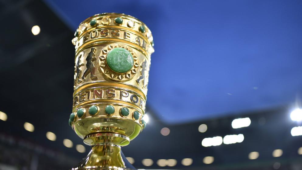 官方:受疫情影响,德国杯半决赛无限期推迟