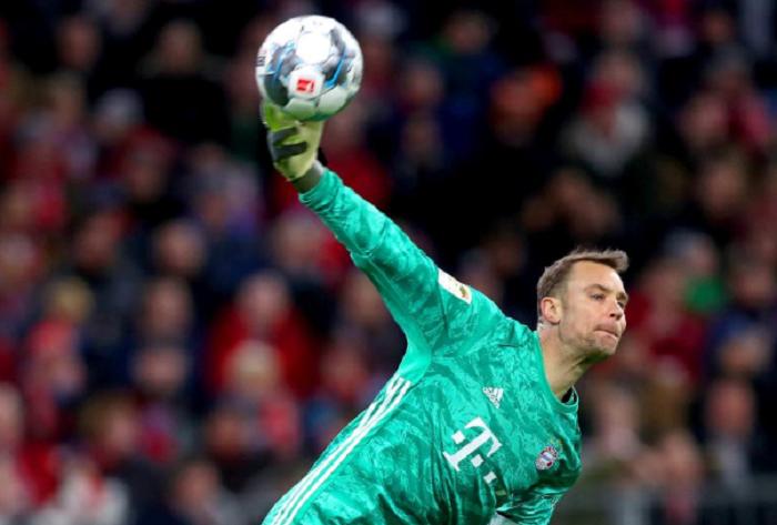 德国传奇门将迈耶:拜仁应当与诺伊尔续约至2025年