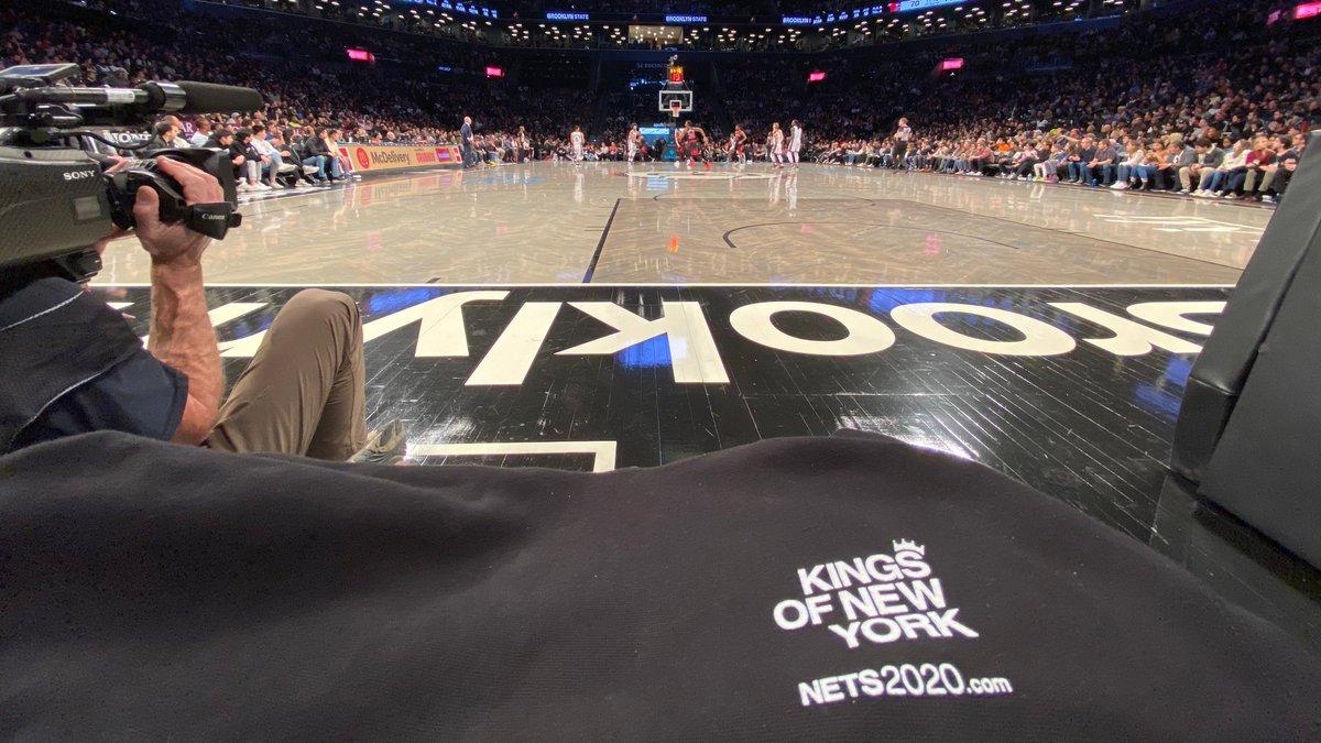 篮网经理:球队目前没有在联系未来主教练候选人