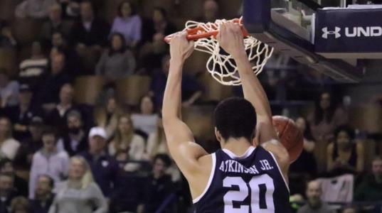 耶鲁大学球员保罗-阿特金森将参加今年的选秀大会