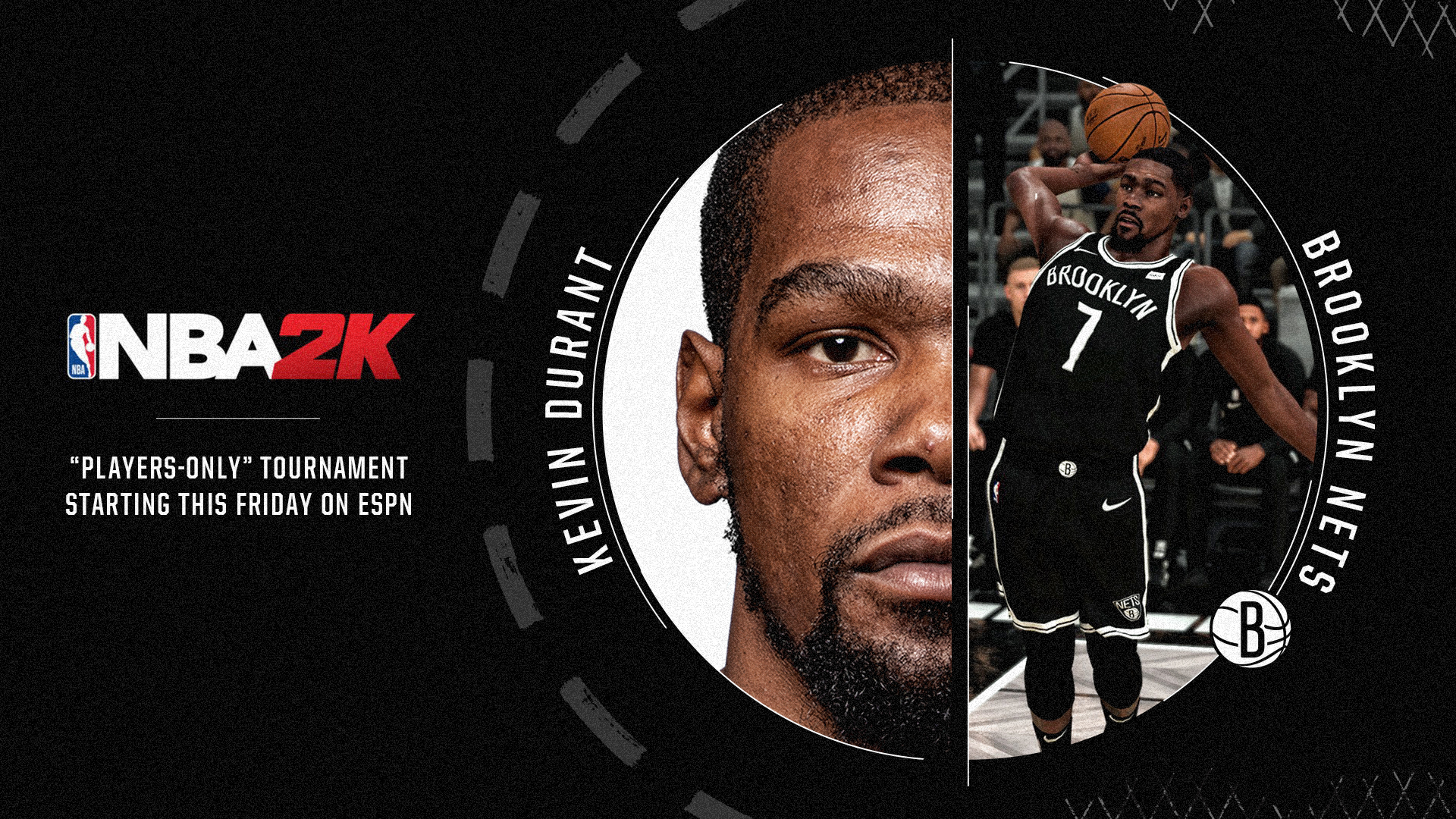 NBA2K球员锦标赛的赔率:杜兰特、特雷-杨、艾顿前三