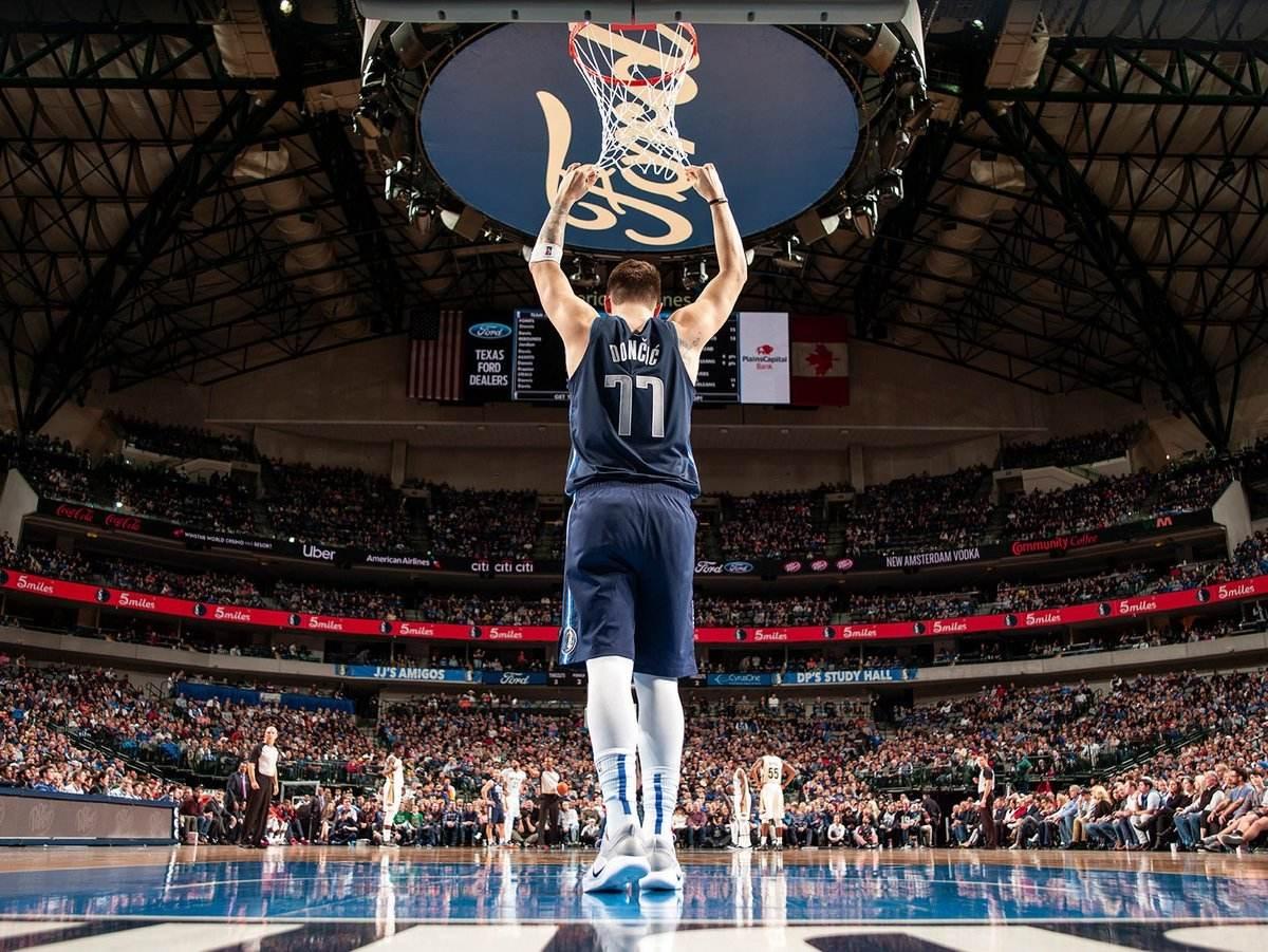 独行侠官方:东契奇是篮球比赛的未来