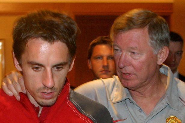 内维尔:弗爵爷在曼联最重视青训,很少像曼城那样买球星