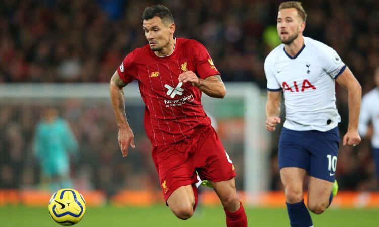 罗体:罗马和拉齐奥将竞争利物浦中卫洛夫伦