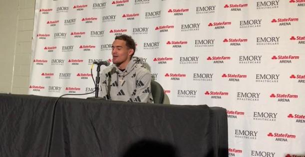 特雷-杨:我现在最关注的是人们的健康和安全而不是篮球