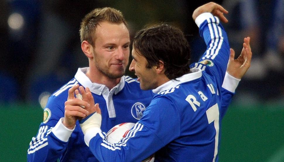 拉基蒂奇:劳尔就像瑞士银行,给他传球他就能够有表现