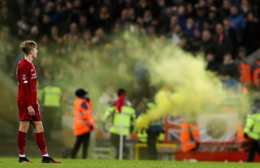 回声报评利物浦10大青训小将:内科-威廉姆斯入选