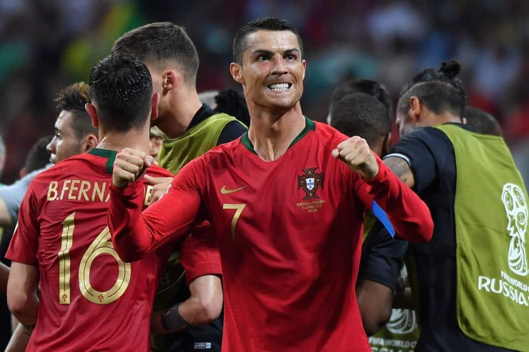FIFA本周回放4场经典比赛,俄罗斯世界杯西葡大战在列