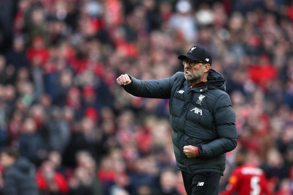 切费林:我想象不出英超冠军不是利物浦的场景