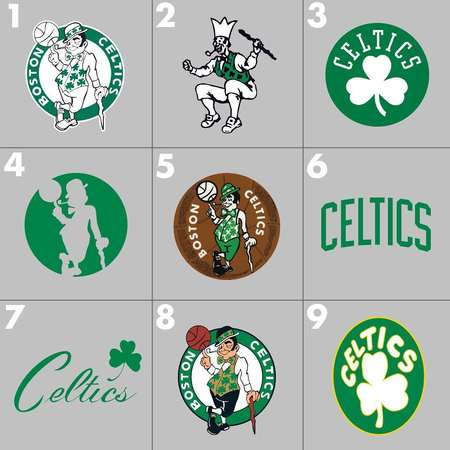 哪张悦目?凯尔特人Ins晒九张球队logo,让网友选出三个