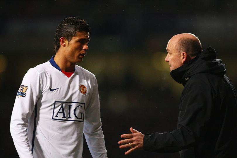 费兰:曼联教练令C罗成为团队球员,让他做不想做的事情