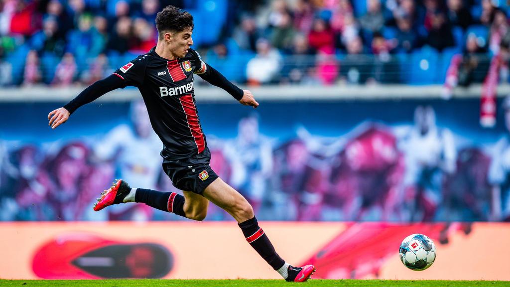 欧冠-沃勒尔:哈弗茨是未来十年最好的德国球员,也许继续留队