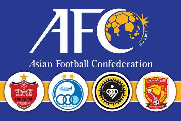伊媒:伊朗亚冠参赛球队反对亚足联赛会制方案