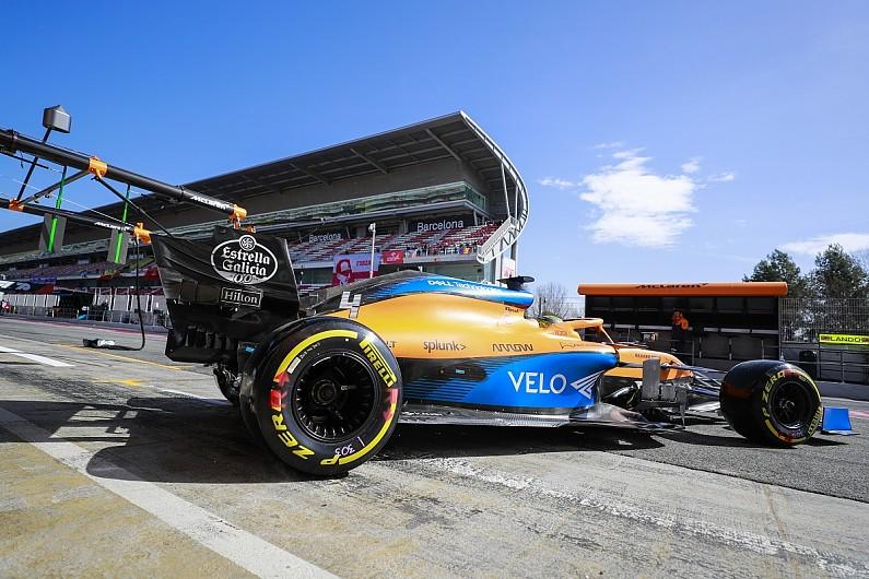 迈凯伦:并非所有F1车队都能度过危机