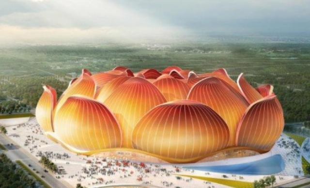 华中科大教授怒喷恒大新球场设计:中国建筑界的悲哀