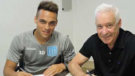 阿媒:若劳塔罗转会,则曾效力阿根廷俱乐部将受益近千万