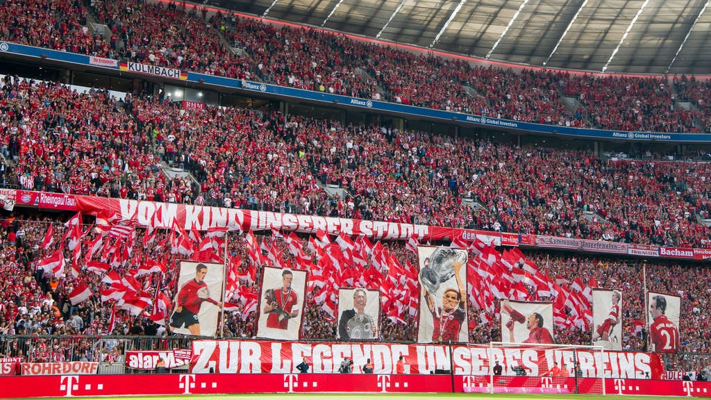 踢球者:若全年比赛空场进走,拜仁众特亏损将上亿