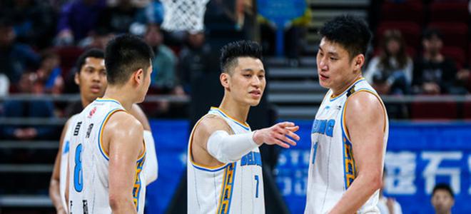 宋翔:北京男篮放假一周,五一恢复训练