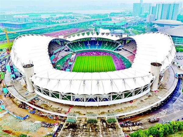 """武汉体育局:""""分区分级、分类分时""""开放公共体育场所"""