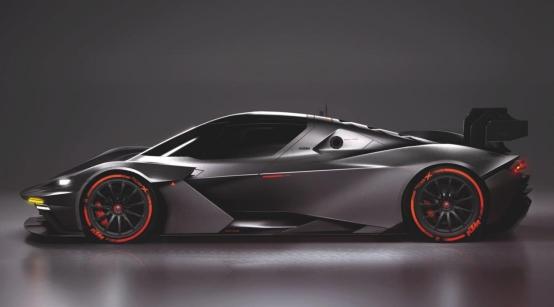 第3辆终极GT赛车!KTM发布X-BOW GT2