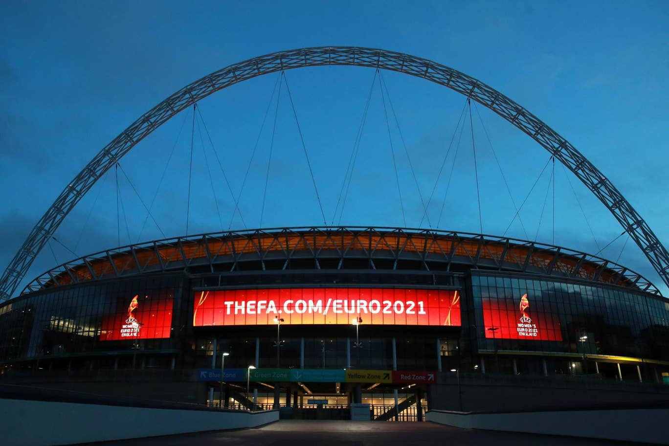 英超商议复赛中立球场,温布利等三场地进入候选名单