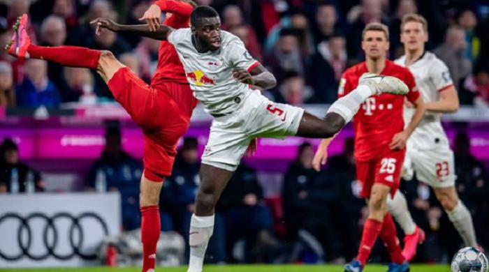 cba全明星赛时间 德天空:乌帕梅卡诺今夏不会加盟拜仁,将留在莱比锡