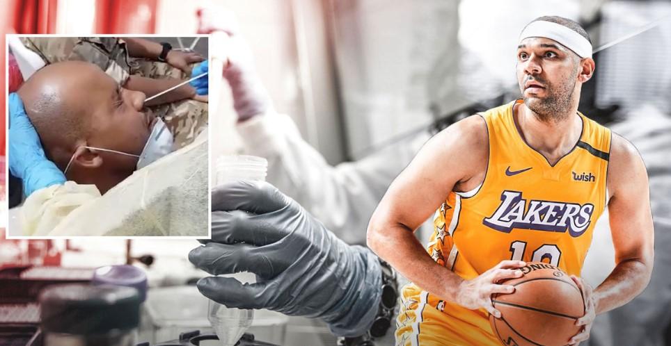 荣耀-杜德利谈新冠病毒检测:那是我这辈子最难受的10秒