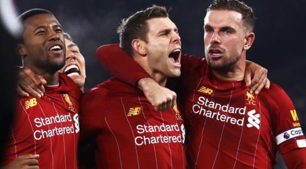 米尔纳:利物浦还想拿更多冠军,我们会继续努力