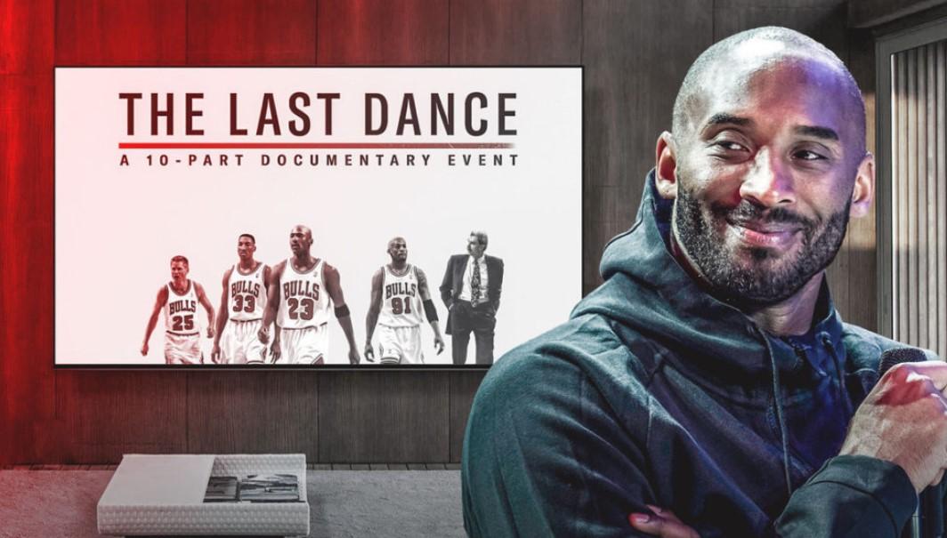 《最后一舞》第五集将包含对科比的采访,拍摄于去年7月