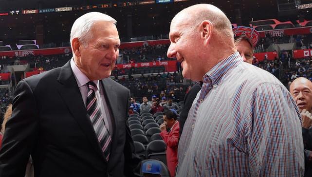 韦斯特:若NBA未停赛,可能会欣赏到湖人快船的西决大战
