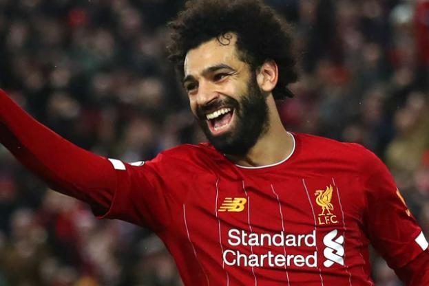 天空体育谈利物浦是否该卖萨拉赫,后者用笑哭的表情回应