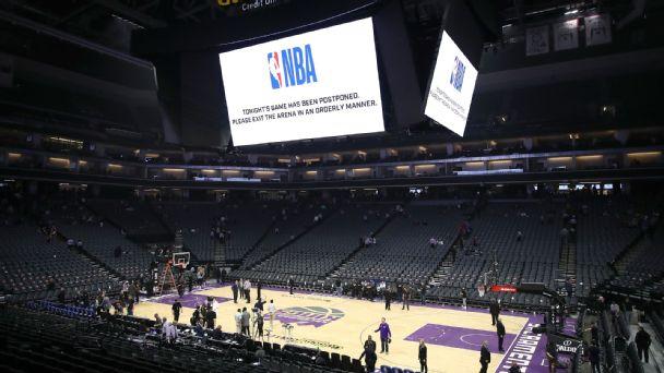 Shams:NBA各方希望7月恢复比赛,9月结束本赛季