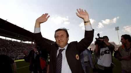 扎切罗尼:98年领导米兰夺冠是因球员接受了343的变阵