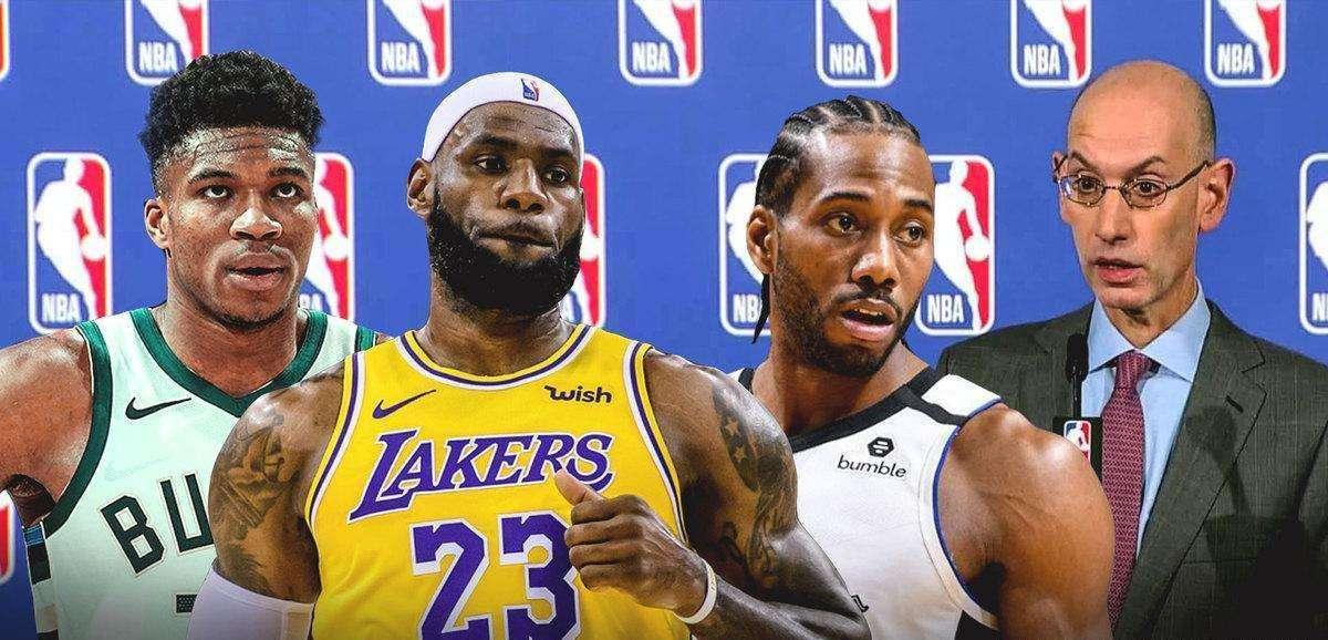 NBA可能会在今年圣诞节开始2020-21赛季的比赛