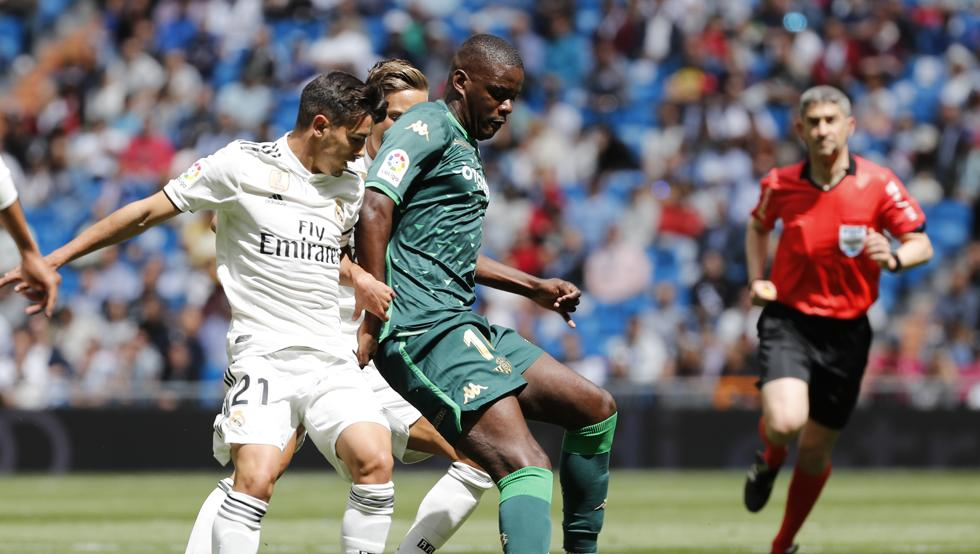 西媒:贝蒂斯有意引进皇马小将迪亚斯,球员渴望获得机会