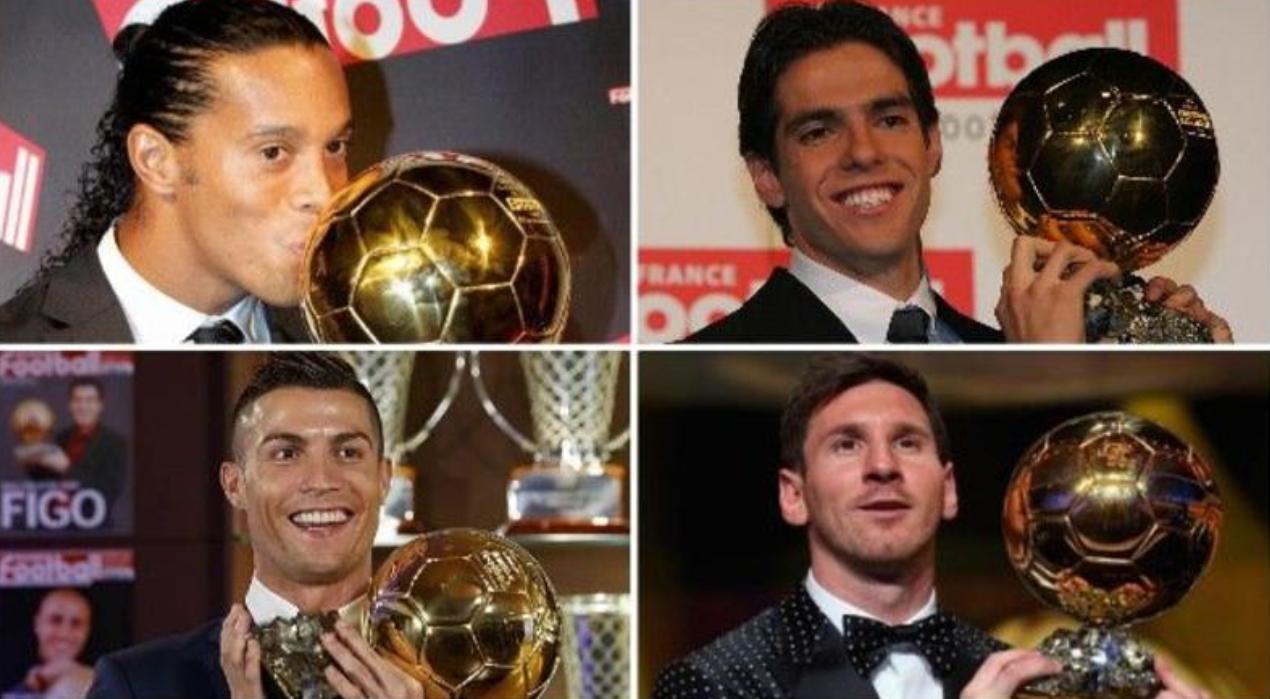 BBC评10大金球奖得主:谁是你心目中最伟大的球员?