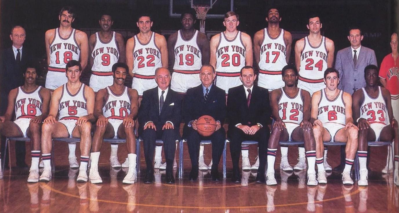 50年前的今天,尼克斯总决赛4-3力克湖人夺得队史首冠