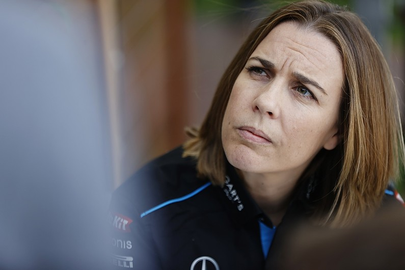 "F1将失去""许多""车队,威廉姆斯着急了"