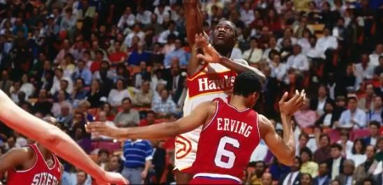 威尔金斯:我打球的时候东部竞争激烈,小前锋人才济济