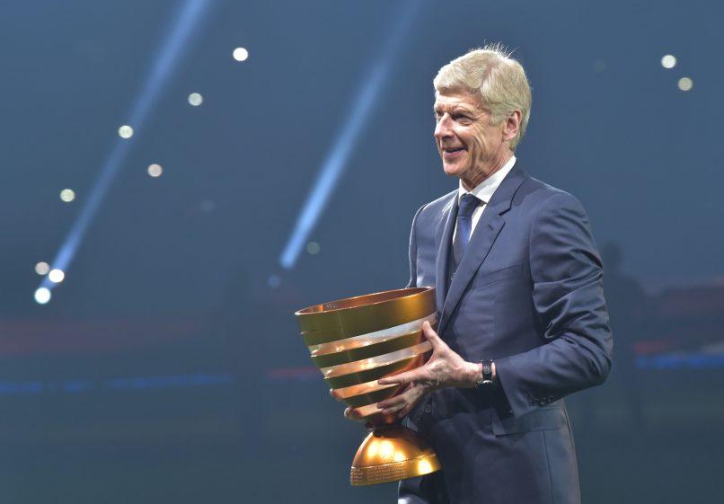 温格:法国教练很少执教海外联赛是因为缺少经纪人的包装