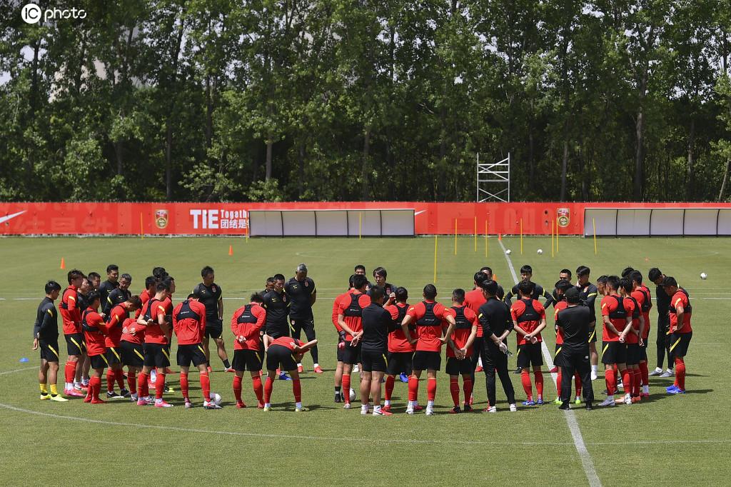 """国足训练场地获FIFA认可,定位最高满意度的""""绿色""""标准"""